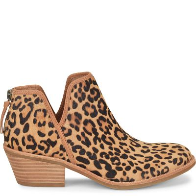 shown in Leopard Tan (Animal Print)