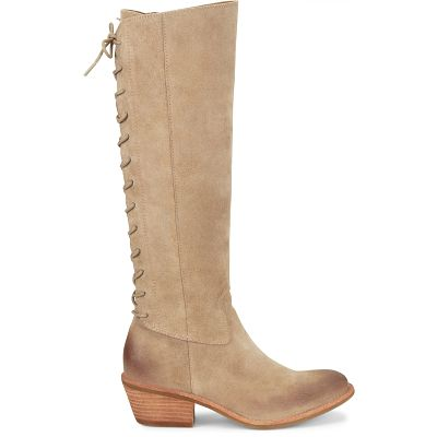 shown in Cashmere Suede (Tan)