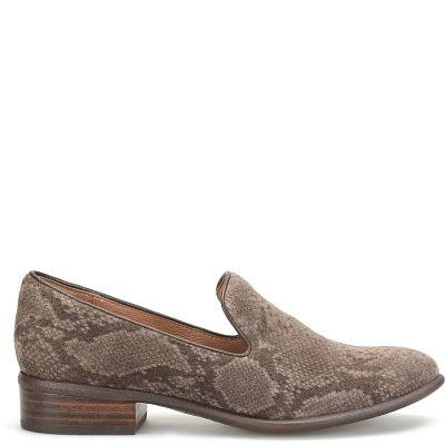 shown in Taupe Snake (Animal Print)