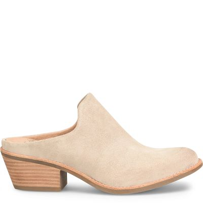 shown in Baywater Suede (Tan)